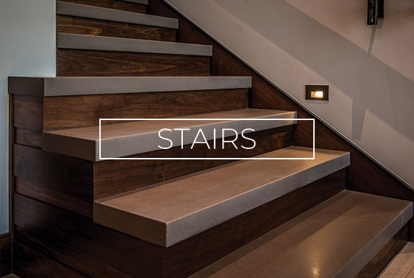 Recent Work | Stairs